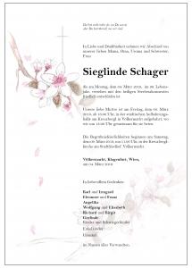 Schager Sieglinde