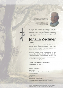 Zechner Johann