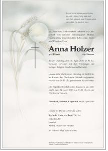 Holzer Anna