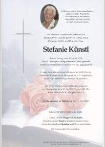 Künstl Stefanie