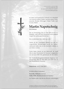Napetschnig Martin