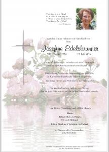 Edelsbrunner Josefine