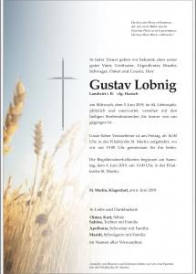 Lobnig Gustav