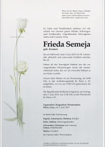 Semeja Frieda