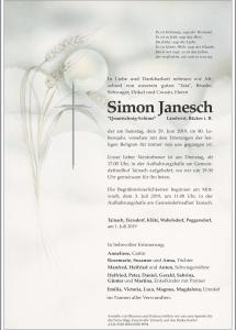 Janesch Simon