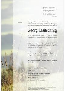 Lesitschnig Georg