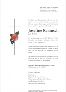 Ramusch Josefine