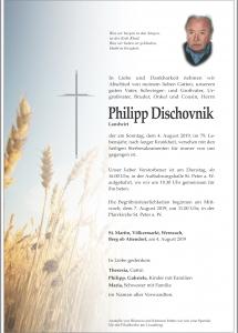 Dischovnik Philipp