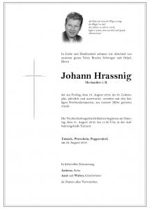 Hrassnig Johann