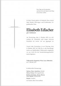 Edlacher Elisabeth