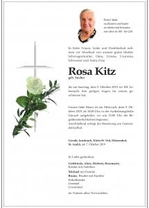 Kitz Rosa
