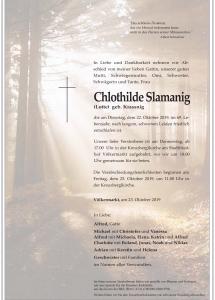 Slamanig Chlothilde