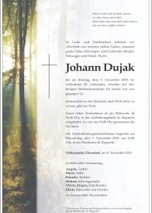 Dujak Johann
