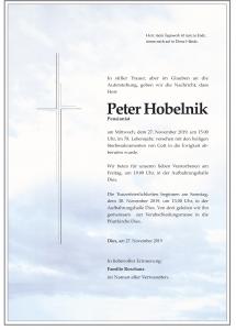 Hobelnik Peter