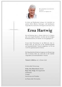 Hartwig Erna