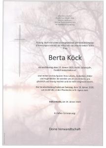 Köck Berta