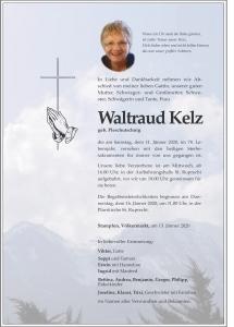 Kelz Waltraud
