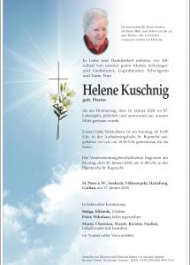 Kuschnig Helene