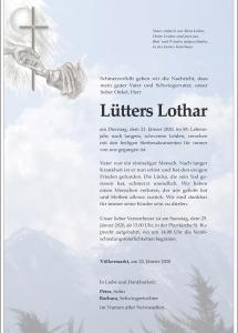 Lütters Lothar