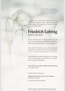 Lobnig Friedrich