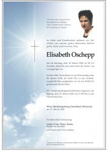 Oschepp Elisabeth