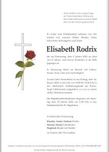 Rodrix Elisabeth