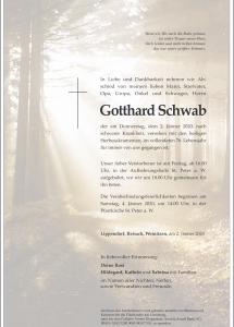 Schwab Gotthard