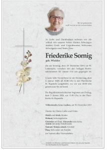 Sornig Friederike