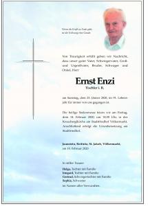 Enzi Ernst