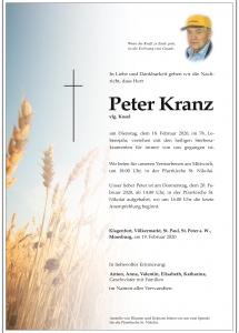 Krainz Peter
