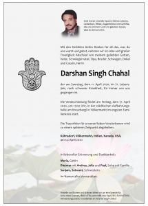 Singh Chatal Darshan