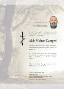 Gamperl Alois