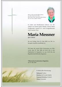 Messner Maria