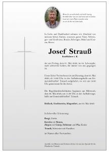 Strauß Josef