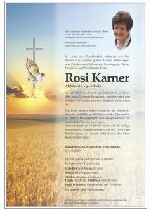 Karner Rosi