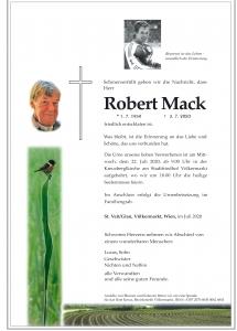 Mack Robert
