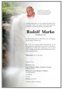 Marko Rudolf