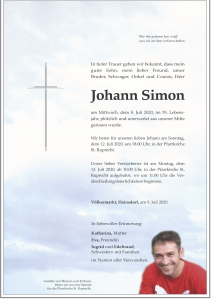 Simon Johann