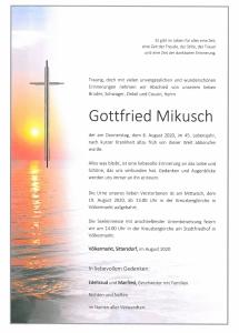 Mikusch Gottfried
