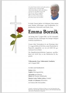 Emma Bornik
