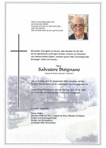 Bisignano Salvatore